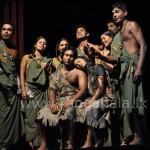 kuweni stage drama