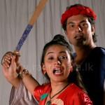 rathu hattakari drama in sri lanka