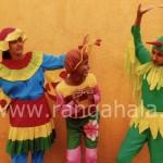 Balagena CHutto children stage drama festival