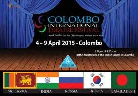 Colombo International Theatre Festival.