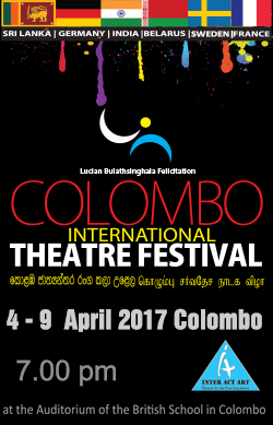 Colombo International Theater Festival 2017